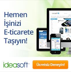 ideasoft eticaret sistemleri reklam banner